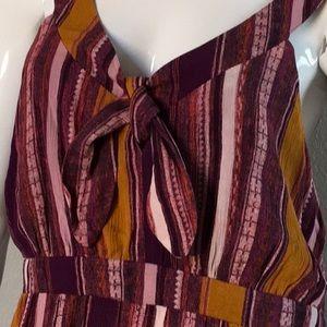 Dresses - NWT High/Low Ruffle Hem Dress